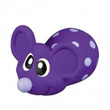 Trixie TX-35170 игрушка мышь в горошек 8 см1