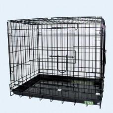 Клетка для собак ,Золотая клетка 044C# (108х69х78см)1