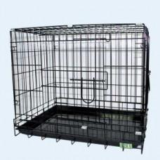 Клетка для собак ,Золотая клетка 041C# (61х44х50 см)1
