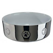 Trixie TX-25083 миска 0,3л керамическая для собак1