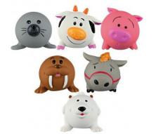 Латексные игрушки для собак