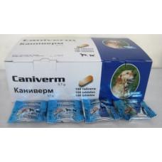 Каниверм 10 таблеток (1 табл/10кг веса) - антигельментик1