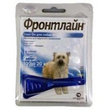 Merial FrontLine Spot On M (Фронтлайн) капли для собак от 10 до 20 кг 1пипетка1