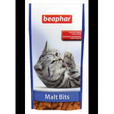 Beaphar Malt Bits -подушечки для выведения шерсти из желудка 150г (13247)1