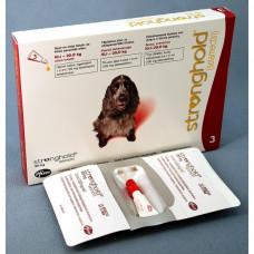 Стронгхолд (Stronghold) средние собаки (10-20 кг) 1 пипетка1
