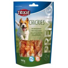 "Trixie TX-31591 лакомство для собак ""Chickies""(кальций+кур.грудка) 100гр1"
