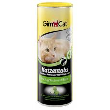 Gimpet Cat Katzentabs - витамины для кошек с алгобиотином и большим содержанием биотина 710 таб1