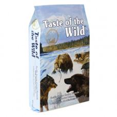 Taste of the Wild Pacific Stream Canine Formula для собак с копченым лососем 13кг1