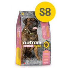 S8 Nutram Sound Large Breed Adult Dog 13,6кг-корм для собак крупных пород1