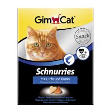 Gimpet Schnurries витамины для кошек с таурином и лососем 650 шт (409382)1