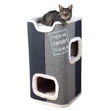 Trixie ТX-44957 Домик-башня для кошки Jorge 78см1