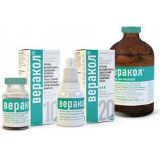 Веракол 10 мл- Лечение острых расстройств желудочно-кишечного тракта.1