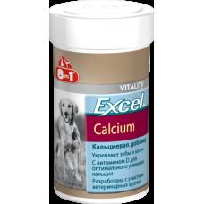 8in1 Excel Calcium - кальциевая добавка для собак 155таб (109402)1