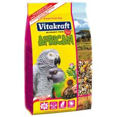 Vitakraft African Корм для крупных африканских попугаев 750г (21640)1
