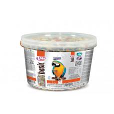 LoLo Pets LO-72761 полнорационный корм для крупных попугаев 1,5kg1