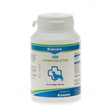 Canina V25 Vitamintabletten витаминный комплекс для щенков 30шт (110100)1