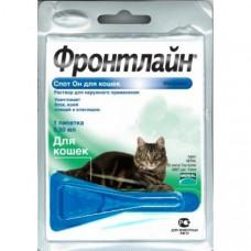 Merial Frontline Spot-On капли для кошек (1 пипетка)1