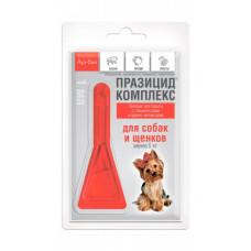 Празицид-комплекс для собак и щенков до 5 кг1