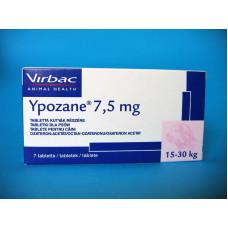 Іпозан (Ypozane 7,5) для собак вагою 15 - 30 кг (7 табл)1