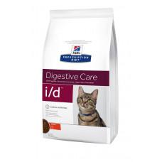 Hills Prescription Diet Feline i/d 1,5кг -корм для кошек ЖКТ 1