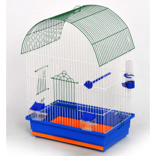 Лори Виола клетка для птиц ( 470*300*620) краска1