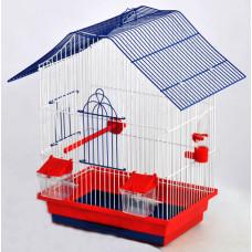 Лори Шанхай клетка для птиц краска (330х230х400)1