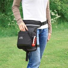 Trixie TX-28863 набедренная сумка для корма 18*20*14см1