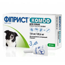 Фіпріст комбо для собак 10-20 кг/1 піпетка1