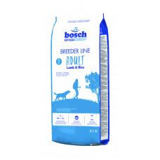 Bosch Breeder Lamb and Rice 20кг для дорослих собак з ягням1