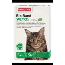 Beaphar Bio Band ошейник 35 см от блох, клещей и комаров для кошек и котят1