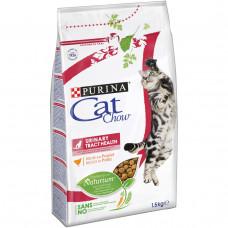 Cat Chow Special Care Urinary Tract Health 1,5кг- корм для профилактики мочекаменной болезни у кошек1