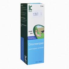 Otospectrine (Отоспектрин) 15 мл ушные капли ( Kela )1