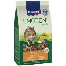 Vitakraft Emotion Beauty корм для дегу 600г (33761)1