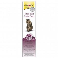 GimCat Malt Soft Extra 20г паста для виведення шерсті1