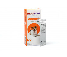 Бравекто Спот Он (Bravecto Spot-on) краплі на холку (MSD Animal Health, Нідерланди)