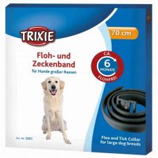 Trixie TX-3901 ошейник против блох и клещей для собак 70см1