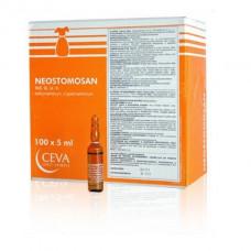 Неостомозан(Neostomosan) 1 амп/5мл - препарат против эктопаразитов (Ceva Sante Animale), Франция1