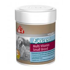 8in1 Excel Multi Vitamin Small Breed Витамины для собак маленьких пород 70таб (Е109372)1