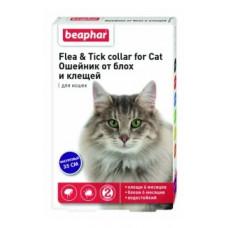 Beaphar ошейник 35 см для кошек от блох и клещей (разные цвета)1