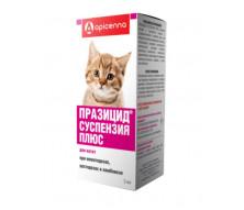 Засоби від глистів для кішок і кошенят