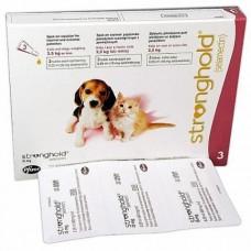 Стронгхолд для котят от 0-2.5 кг ( 1 пипетка )1